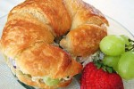 Tropical Chicken Salad Croissants