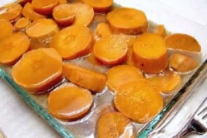 Candied Yams or Sweet Potatoes