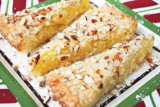 Swedish Cake Recipes Almond