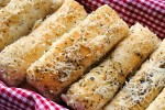 Quick and Easy Bread Sticks