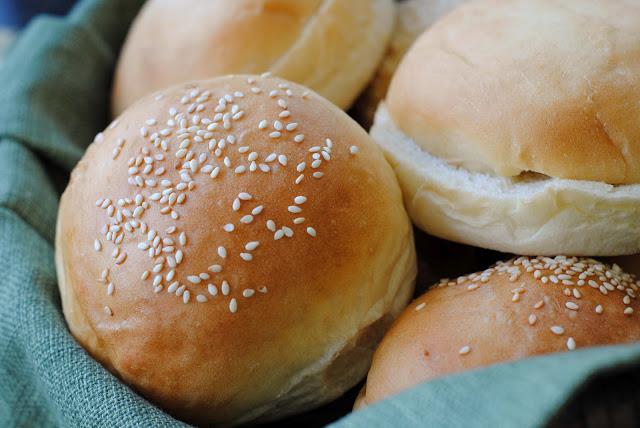 Homemade Hambuger Buns