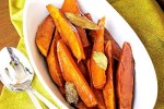Spiced Honey-Glazed Sweet Potatoes