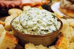 'Spinach Artichoke Jalapeno Dip' from the web at 'http://tsgcookin.com/wp-content/uploads/2012/12/054-edited+2-150x100.jpg'