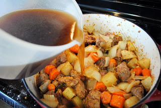 Perfect Simple Beef Stew