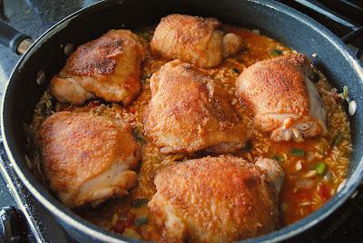 America S Test Kitchen Arroz Con Pollo