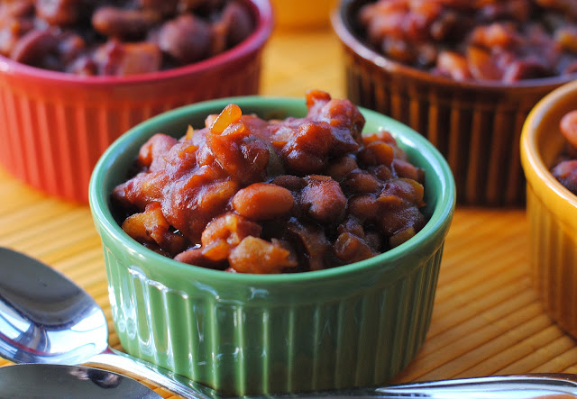 Barbecue Baked Beans