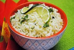 Cilantro-Lime Rice {Cafe Rio Copy Cat}