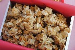 Cinnamony Sweet Cereal Crunch {Christmas Crack}