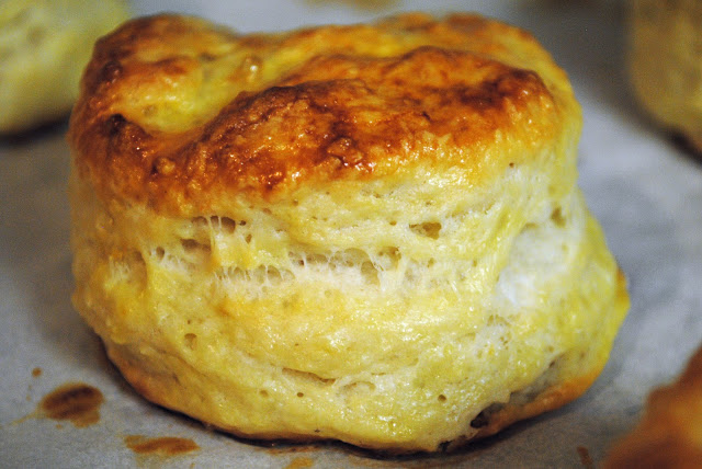 Country Buttermilk Biscuits