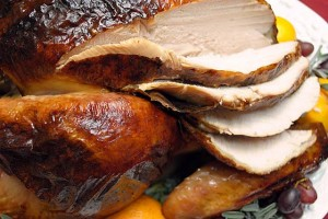 Fruit and Juice Brined Turkey