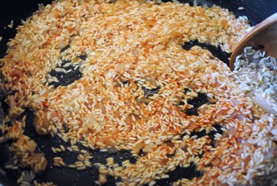 Easy Mexican-style Rice