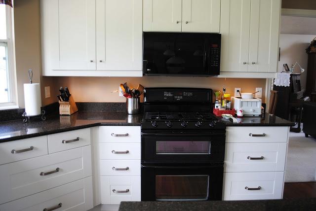 new kitchen reveal