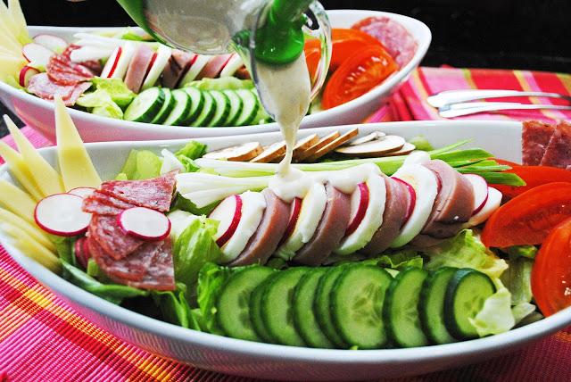 Rockin Ranch Salad Dressing