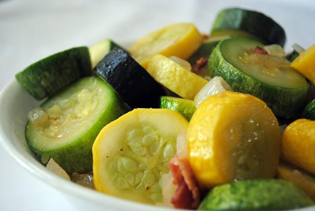 Sauteed Summer Squash recipe