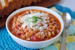Smokey White Bean Chicken Chile