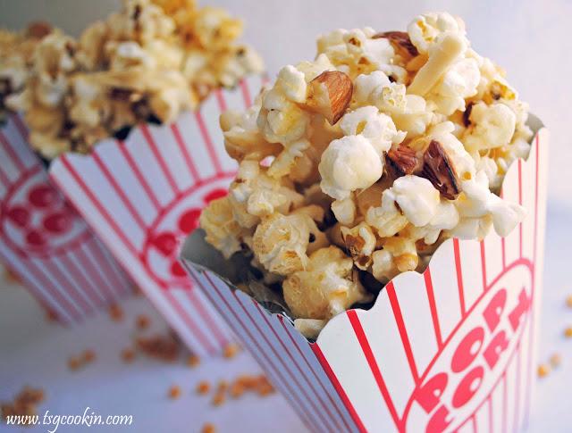 Almond Popcorn