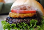Honey Teriyaki Burger