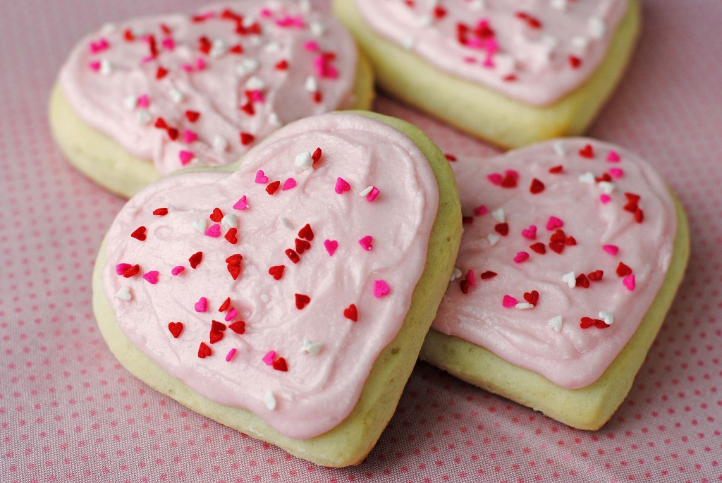 Soft Sugar Cookies {Lofthouse-style}