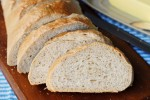 1/2 & 1/2 Whole Wheat French Bread