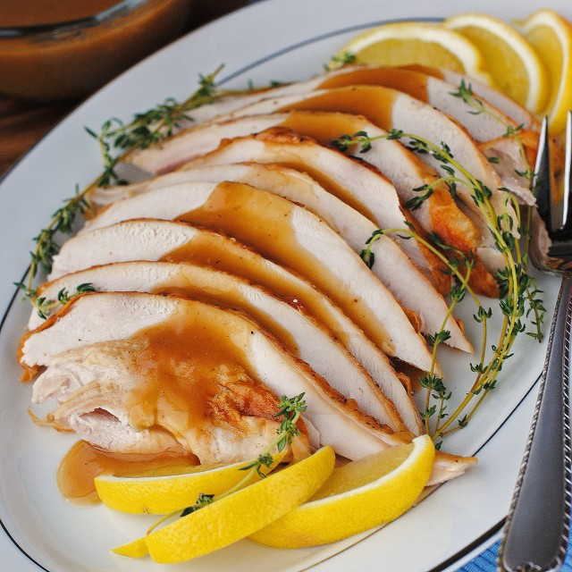 Lemon-Thyme Turkey