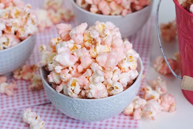 Pink Popcorn