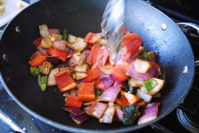 Southwest Stir-fry