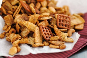 Trash Snack Mix