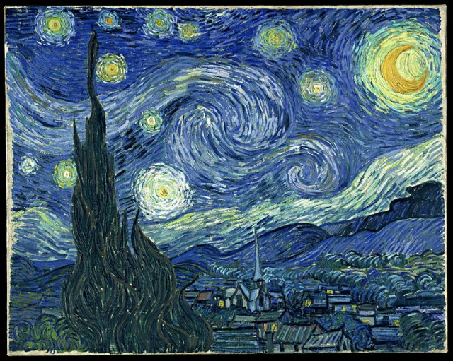 VanGogh's Starry Night
