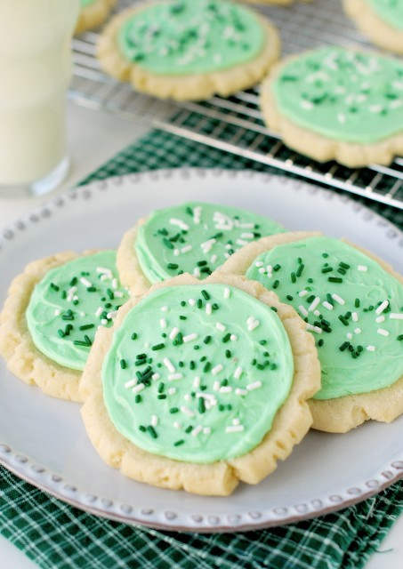 Swig-style Sugar Cookies