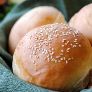 Homemade Humburger Buns