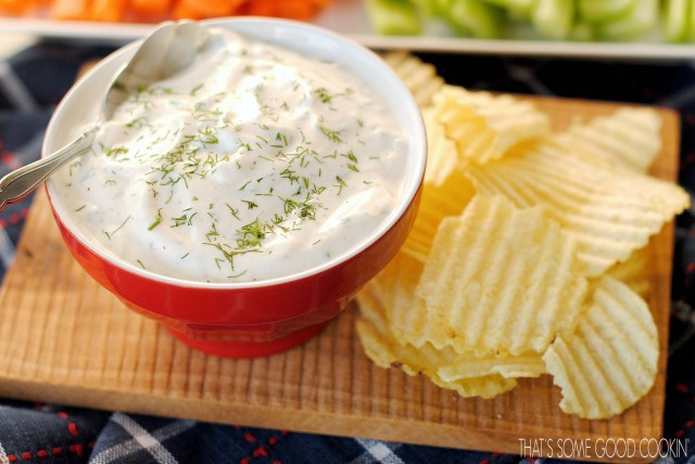 Classic Ranch-Style Dip