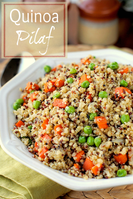how to make red quinoa