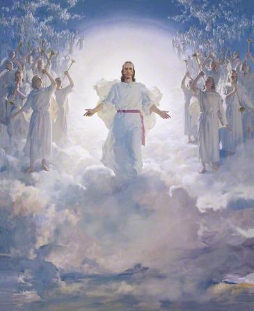 Heralding Jesus Christ
